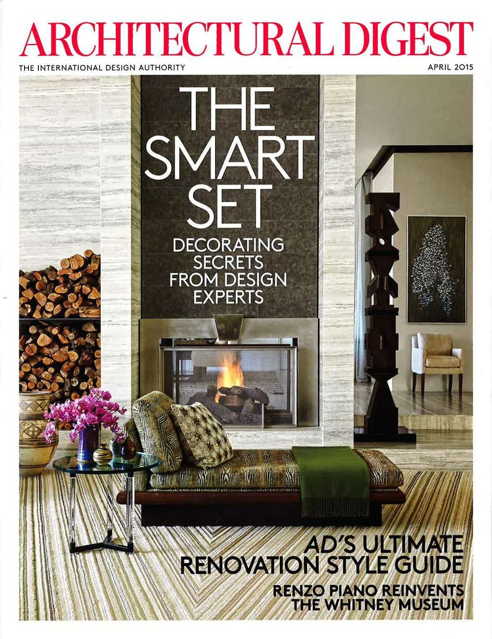 Architectural Digest Home