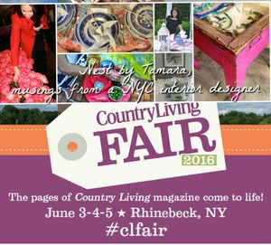 Tamara & Susan Talk at the Country Living Fair