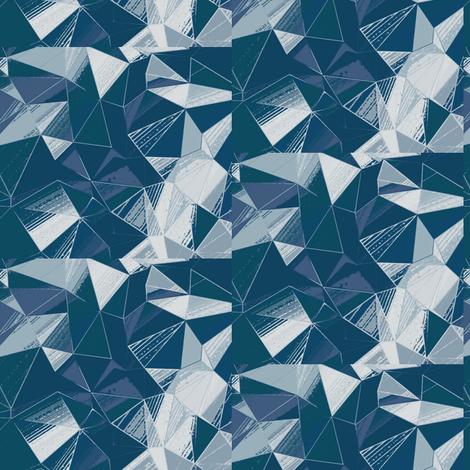 prism cut, sapphire