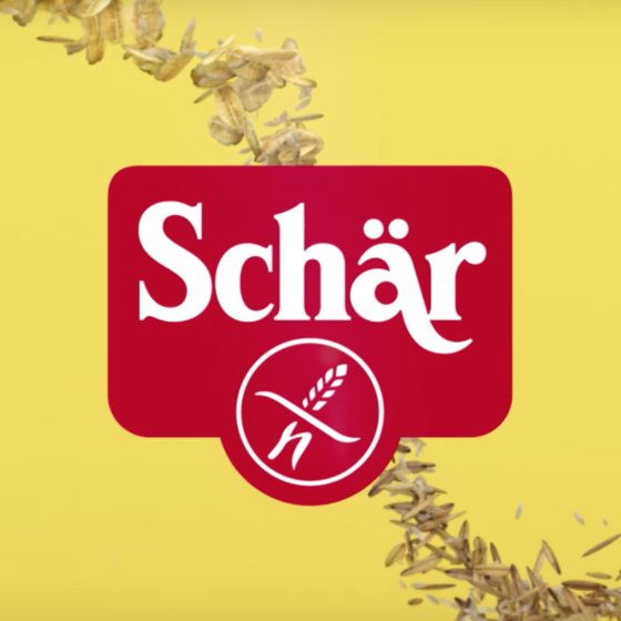 GLUTEN FREE SPOTS... - Gluten Free, Allergy Free by Tax Free (Flims). A tasty animation for Schar blends taste and talent with bright pops of color. Catch it here. Couldn't help the puns:-)