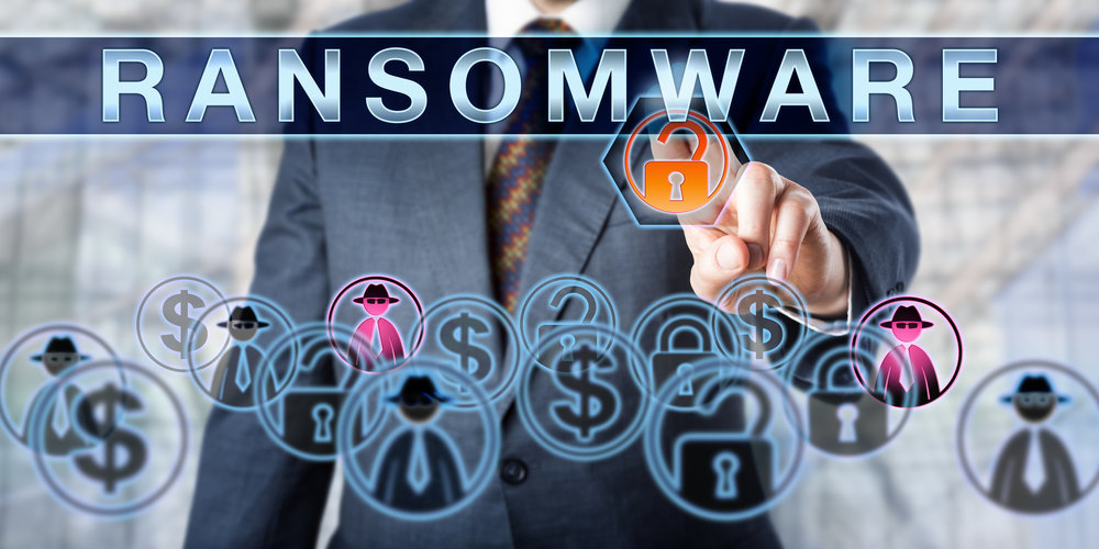 Ransomware Can't Encrypt What It Can't See