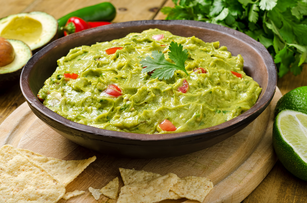 Fresh-Made Guacamole