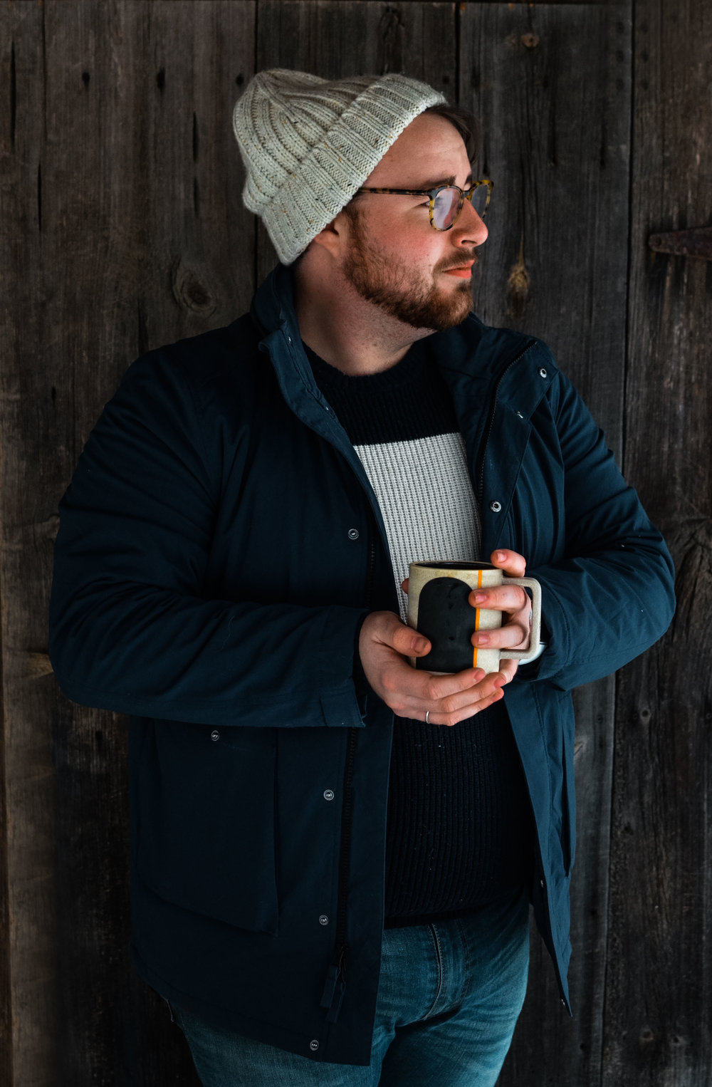 Wendling_Boyd_Field_Jacket_Huckberry_Coffee_outside_Hike-14.jpg
