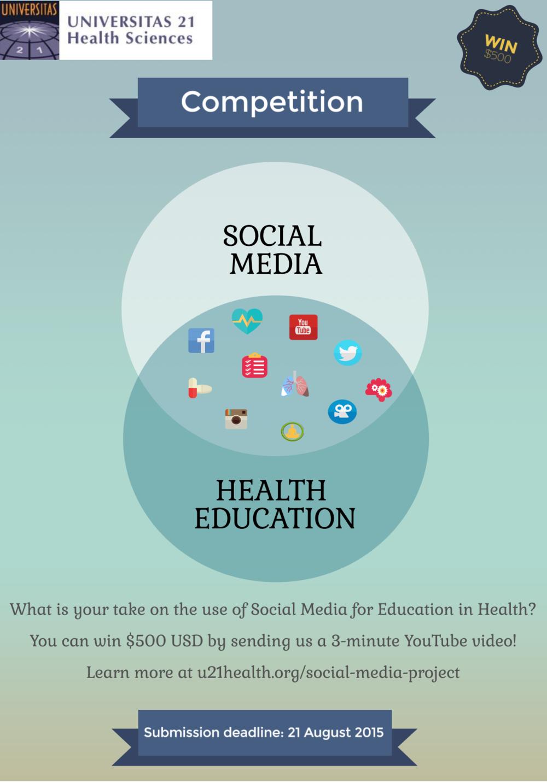 Social Media Competition — U21 Health Sciences