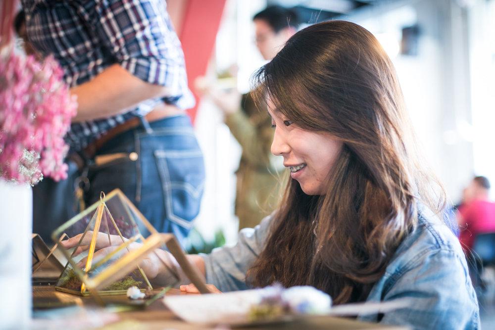 team building workshop at a san francisco startup