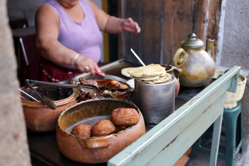 Food in Antigua