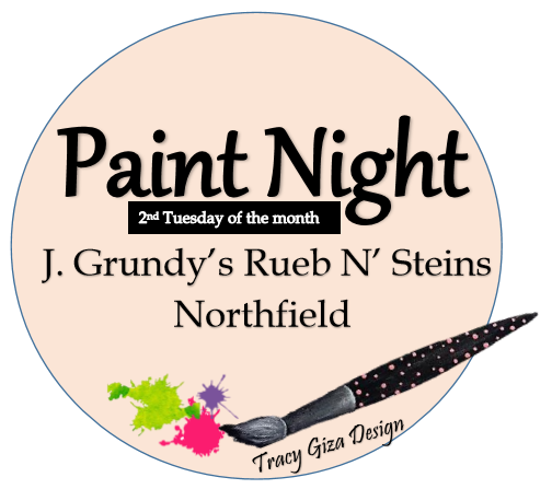 2nd Tuesday of EVERY month in Northfield!  Discover your inner artist! -