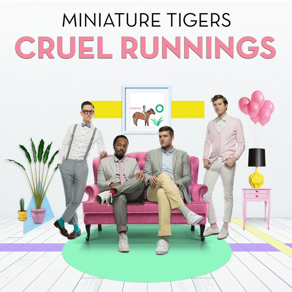 Album art for Cruel Runnings