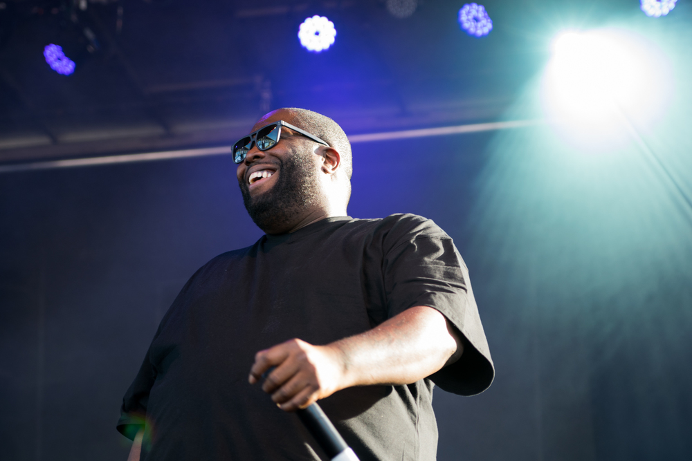 Killer MIke of Run The Jewels