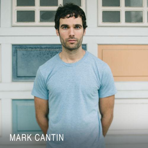 MARK CANTIN