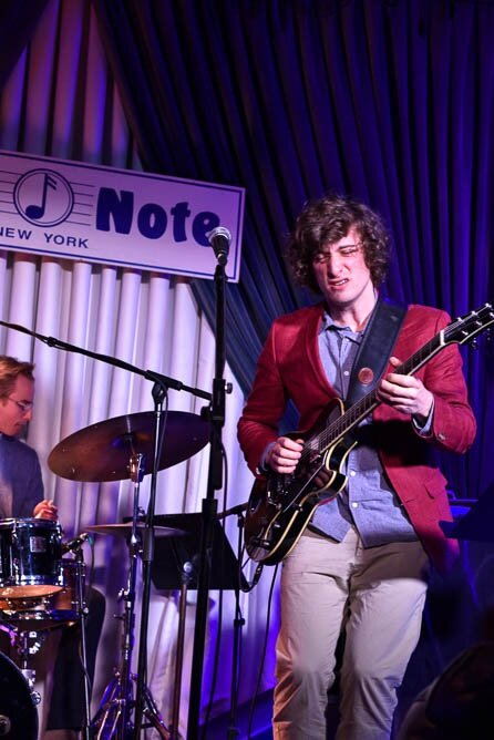 Taulant Mehmeti live at Blue Note 2015
