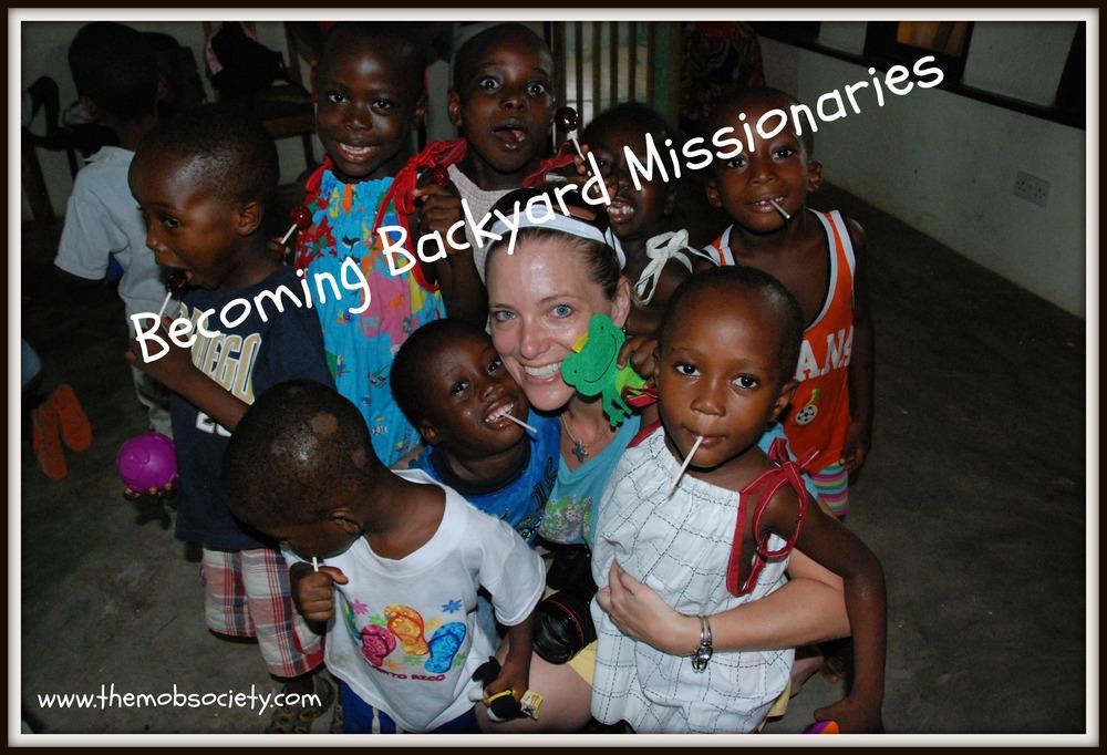Mama Missionaries