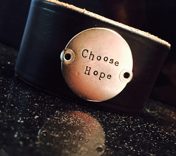 Enter to win this cuff today at the MOB Society!