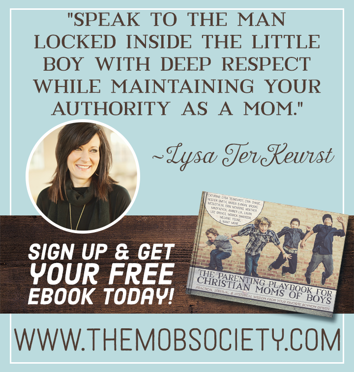 The Parenting Playbook via The MOB Society
