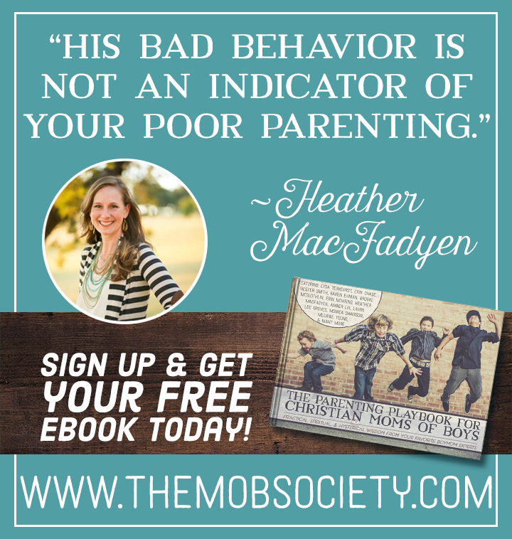 The Parenting Playbook — A FREE eBook from The MOB Society