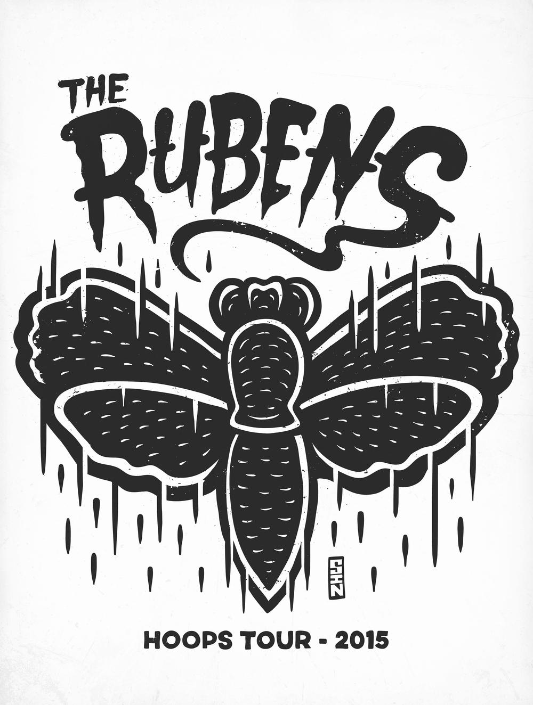 THE RUBENS - MOTH [WHITE WEB].jpg