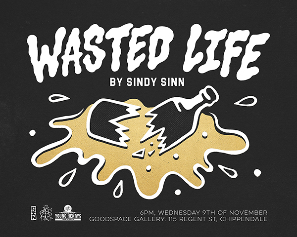 WASTED LIFE - SINDY SINN