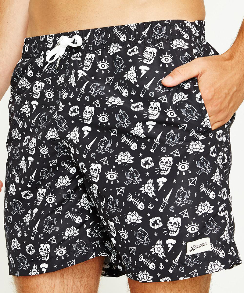 sindy sinn general pants co boardies