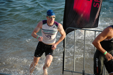DEREK MULHEARN Name: Derek Mulhearn Age group: 25-29 Race or program you qualified through: Port Mac 70.3 - 2015. I got 8th and miracles do happen as it rolled all the way down! Have you been to any triathlon world champs before (any distance)? If so, which ones/years? Never, first one! What are you most looking forwards to about the race and over course of the weekend? A chance to finish off a great season with a solid result and of course the holiday! What has been your strategy to survive training through Australian winter? Train with friends! Swim squads with Bruce and Chris, riding with Wazzy and my friends, running with lots of layers and only pulling out the music when you are really struggling for motivation! What have been the key focus points in your training and preparation for the world champs? Consistency and lots of races at the start of the season. Trusting coach Lew's program and nailing those hard sessions.  Have you heard about the infamous hill on the bike course with rumours of up to a 30% gradient? What is your strategy to make it up in one piece? I knew there were some hills but 30%? Better have one less block of chocolate this week... or not... Do you have any goals for the race? Hold my nerve and stick to my own race plan. Race smart. Sunny Coast marks the start of the Australian triathlon season; what are your plans for the rest of the season? It's been a long season so firstly a big break. Next season I'll be tackling some shorter races.  What kit will your be wearing? Balmoral kit What bike will you be riding? Giant Trinity Composite 1 2014
