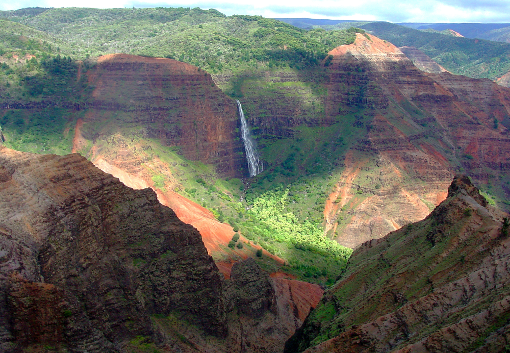 Waimea Canyon and Westside Kauai
