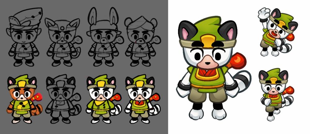 Spirit Link: Player Character Sheet