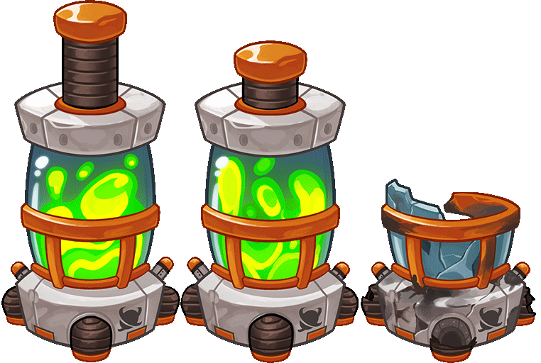 Beast Bound: Mana Pumps
