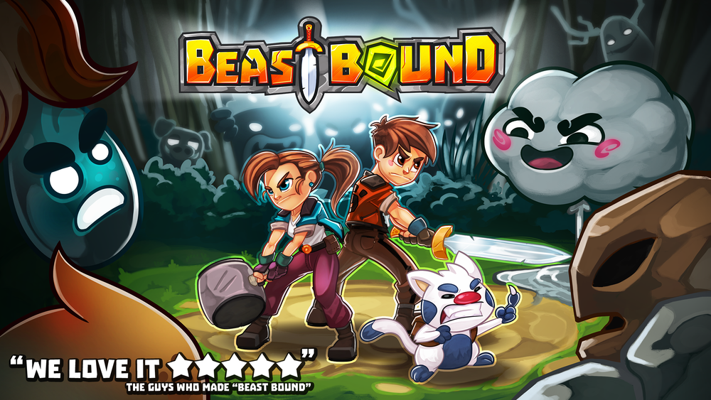 Beast Bound: Splash Image