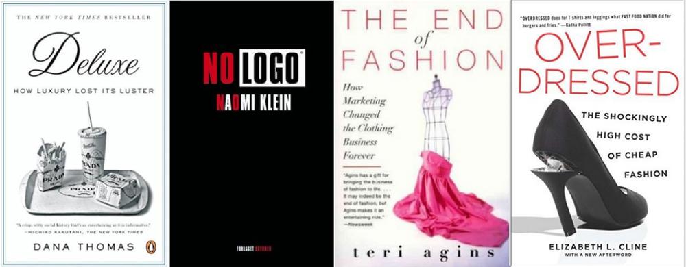 Книги с моей полки, которые нельзя не знать, если занимаешься модой.