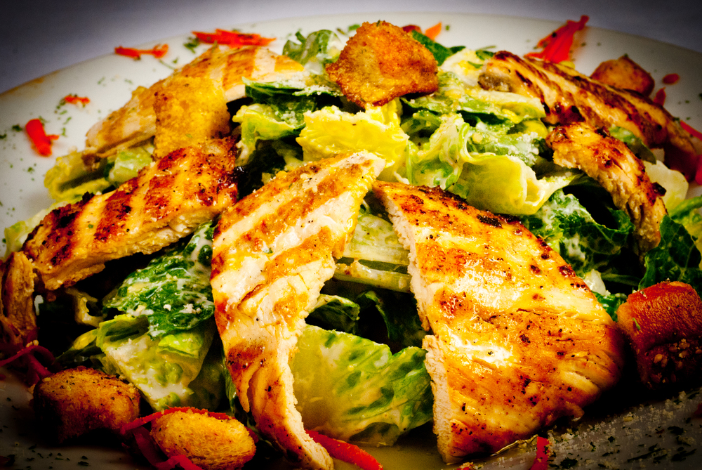 Insalata Fresh Grilled Chicken