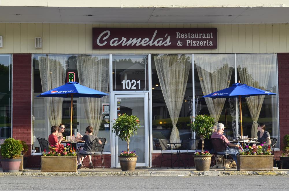 Carmela's Front
