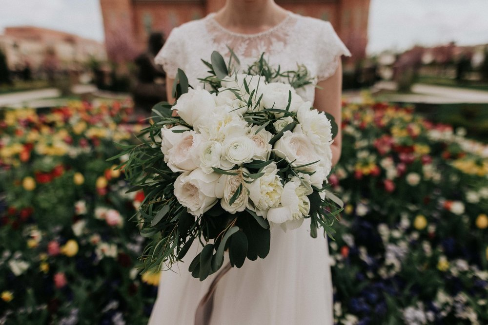 olivia&geoff - Springtime bridals