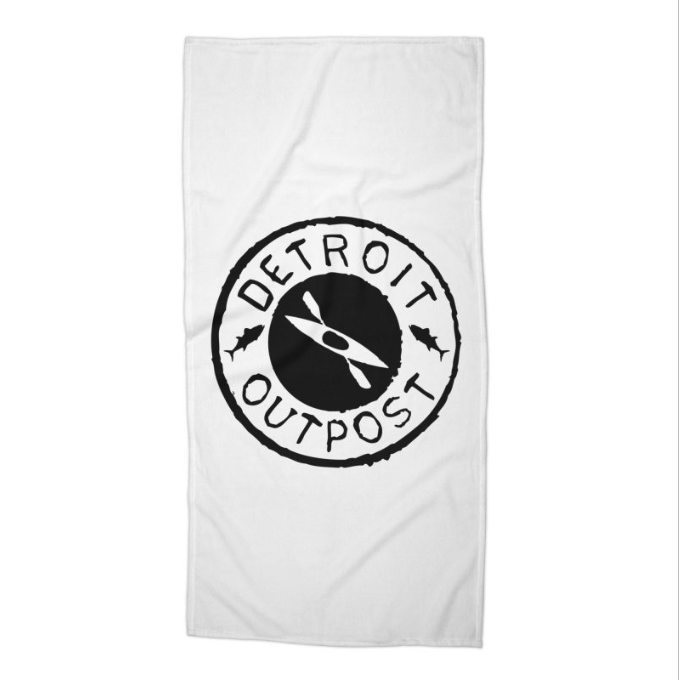 Beach Towel  $30