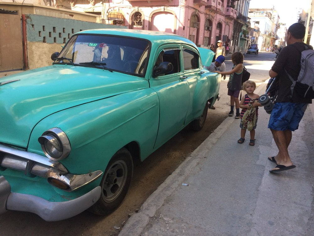 back to the Olden days in cuba. — Artists Houses