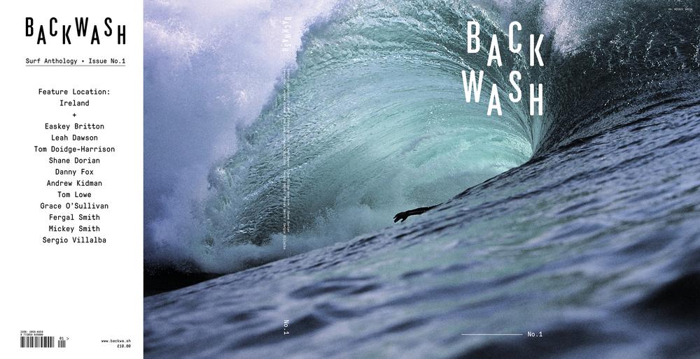 backwash cover