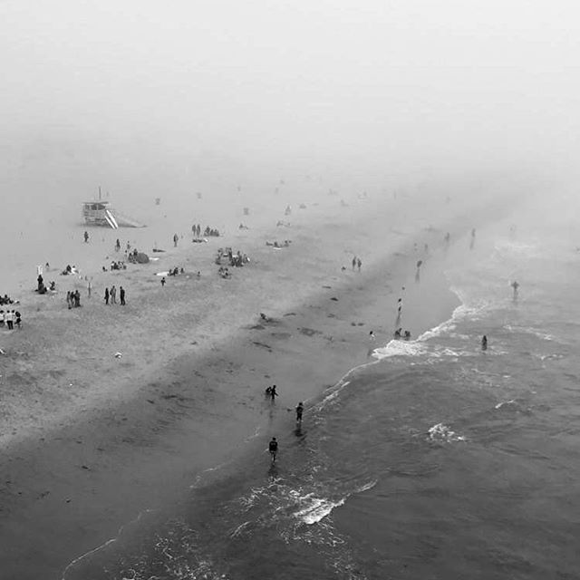 A last minute trip to the beach... #santamonicapier #santamonica #beach #socal #sunday #funday #water #pacific #igers #igdaily #igblogger #instablog #blog #blogger #lyfeshowsup #writer #like #share #follow