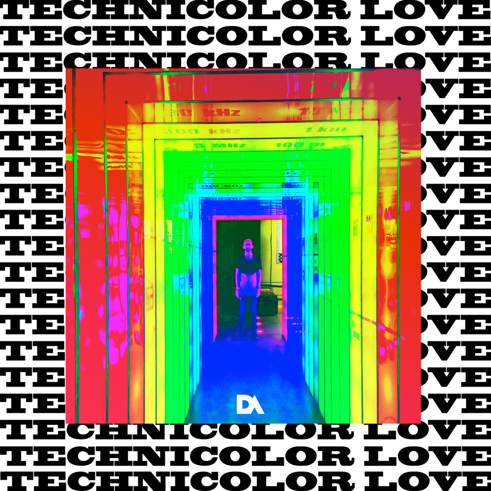 TECHNICOLOR LOVE - SINGLE - DIVINE ATTRACTION - OUT NOW!!
