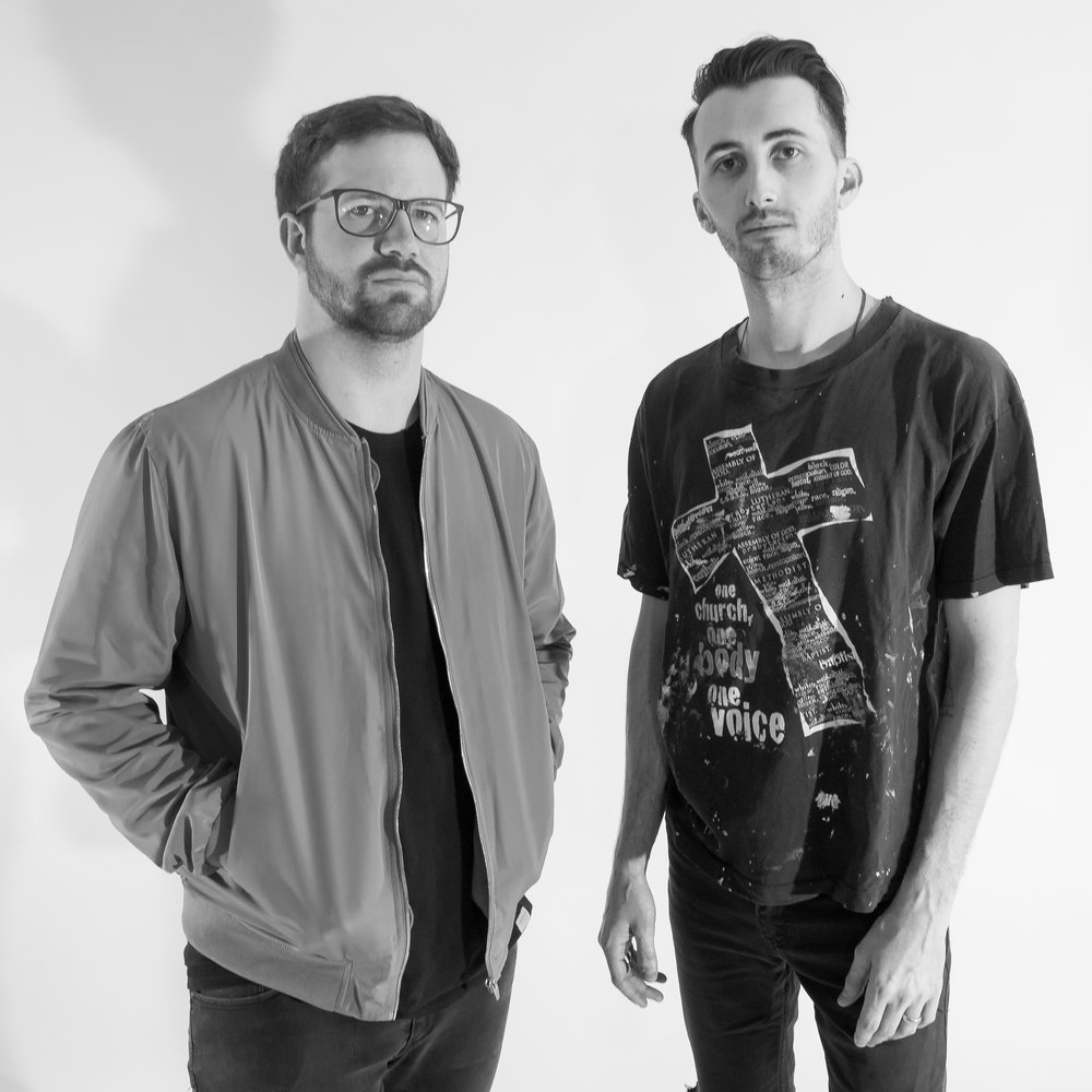 Cory Simon and Brian Bothwell are an experimental pop-rock duo originally formed in Los Angeles, CA but currently living in the Czech Republic. Their aim is to engage listeners through heartfelt lyrics, creative sounds, and an electric live show.