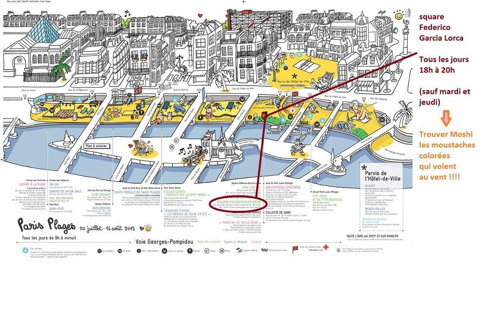 Voie Georges Pompidou - Square Federico Garcia Lorca - Tous les jours 18h à 20h (sauf mardi et jeudi)