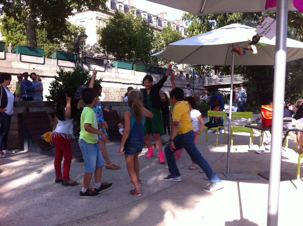 Philo-dansons