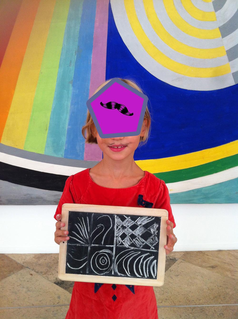 Regarder les oeuvres avec les lunettes Moshi, (se) questionner, s'inspirer, créer et exprimer ses idées -www.mam.paris.fr
