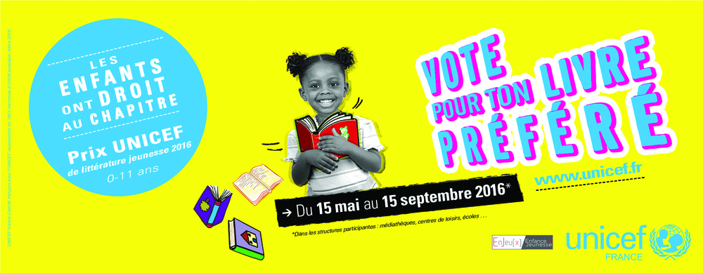 UNICEF France - Youth Literature Prize