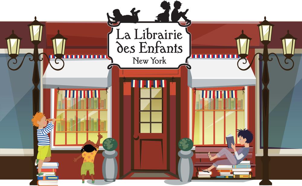 La Libraires de Enfants, NYC