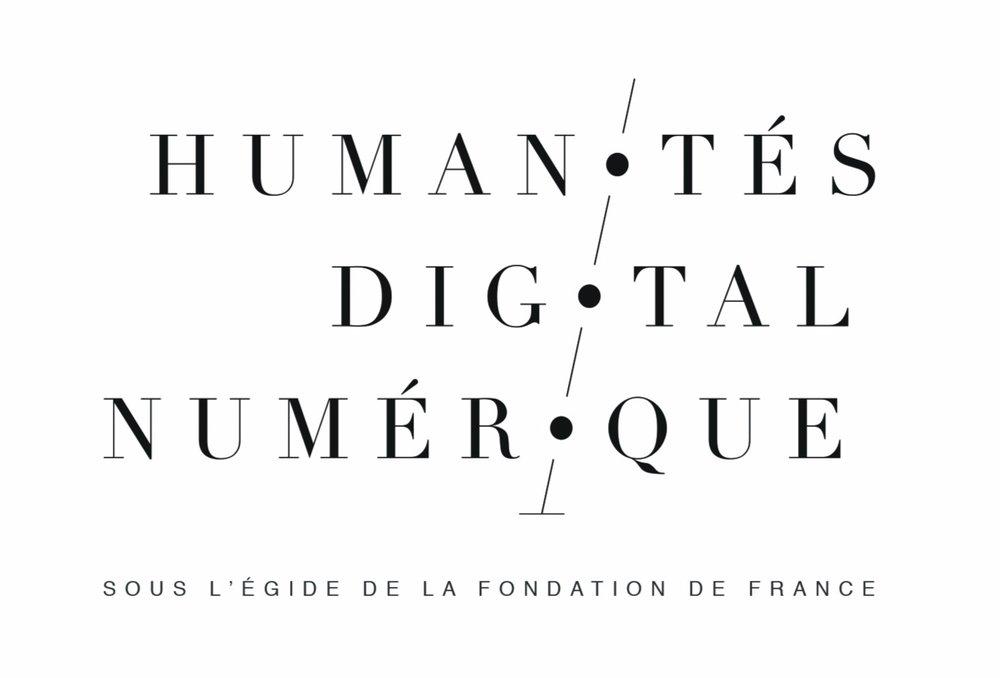 Fondation Humanités, Digital et Numérique - Fondation de France