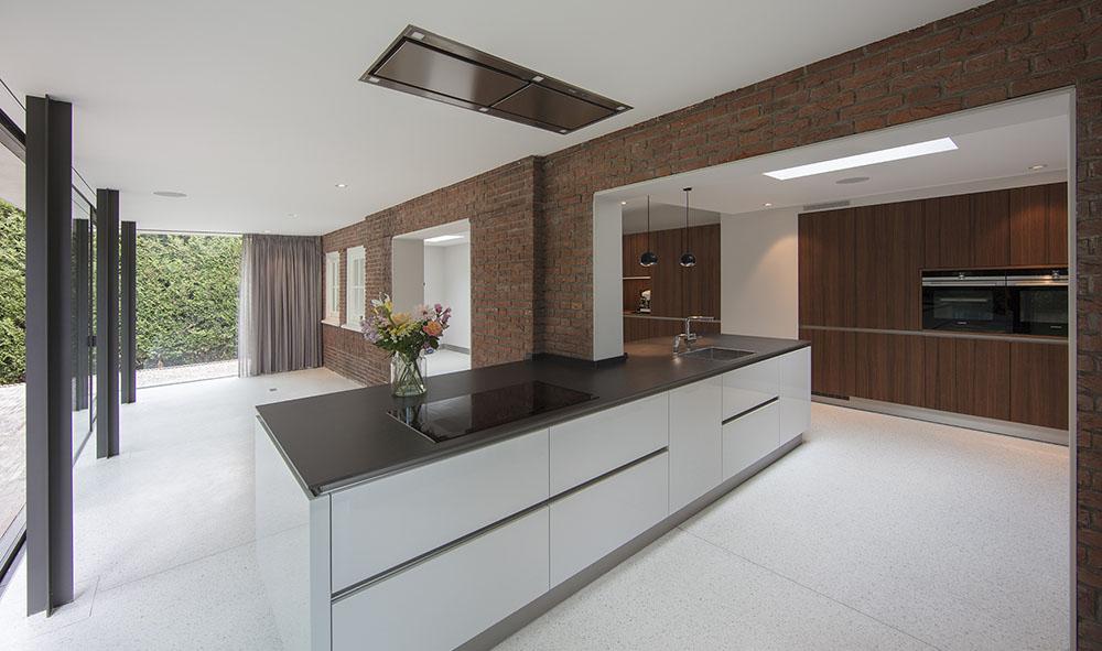 Villa NLB    Extension of a villa in Bilthoven, the Netherlands. Design 2015. Under construction,completion April 2017.