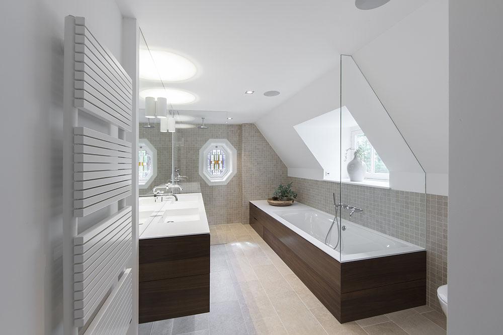 Extension and interior design of a villa in Bilthoven, the Netherlands. Design 2015. Under construction,completion April 2017.