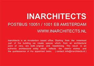 INARCHITECTS BV
