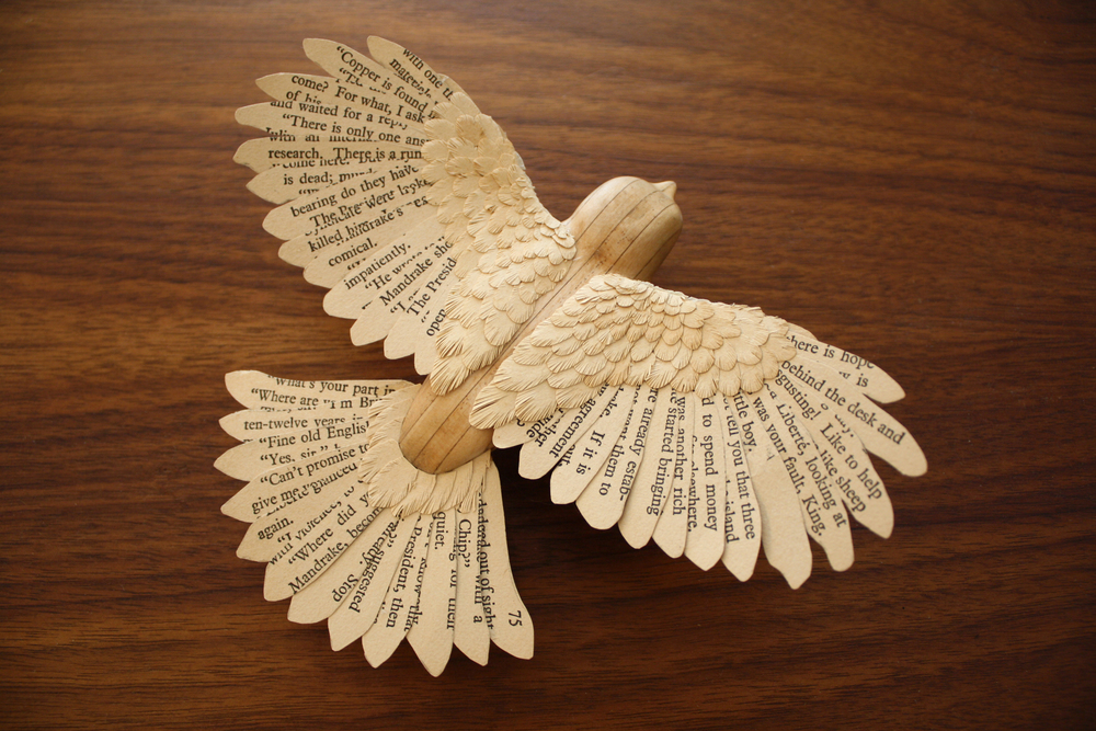 Wood Wings For Crafts