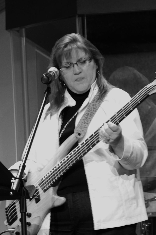 Kathy Kemler; Bass Guitar