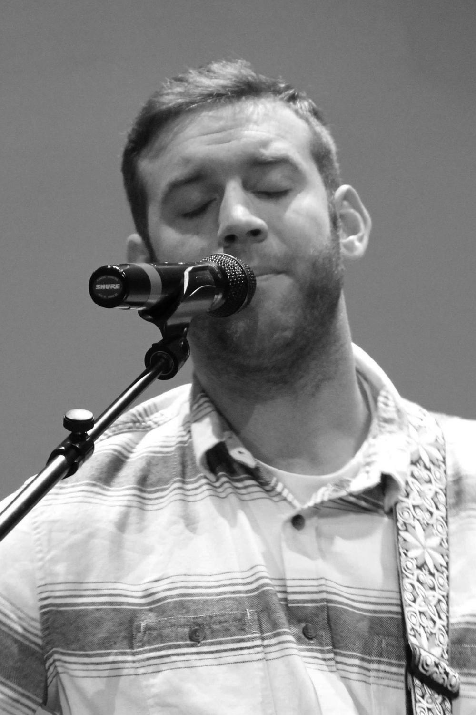 Jordan Hampton; Acoustic Guitar