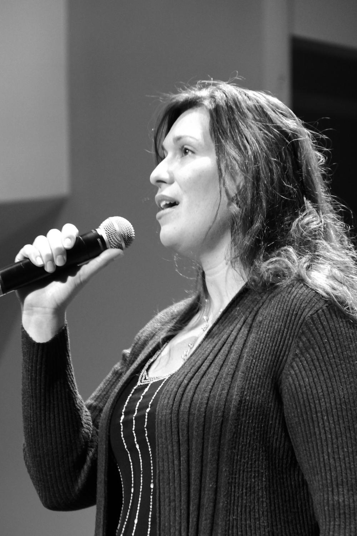 Elizabeth Caldwell; Worship Vocal